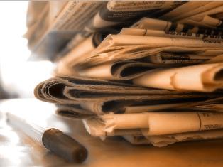 мульчирование почвы газетами